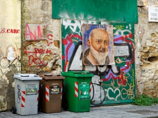 Corners of Naples